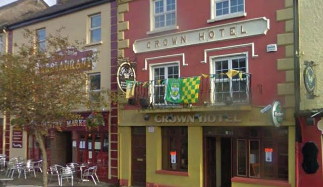 The Crown Hotel, Castleisland